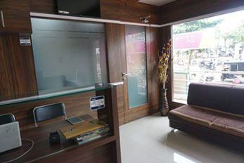 receptionist-front-view