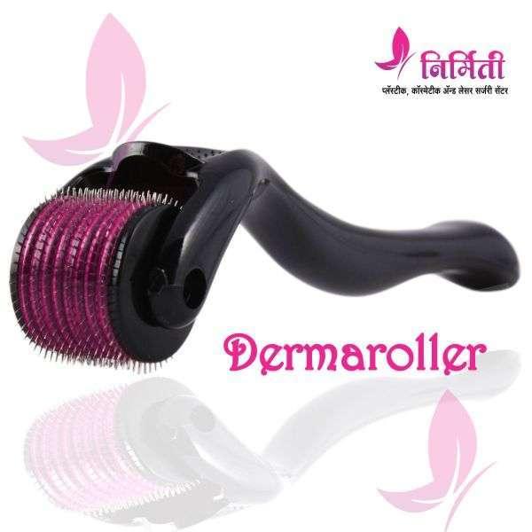 Derma-roller-treatment